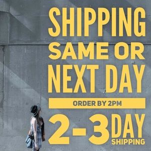 Same Or Next Day Shipping